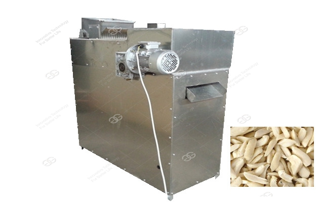 Dry Almonds Strips Cutting Machine