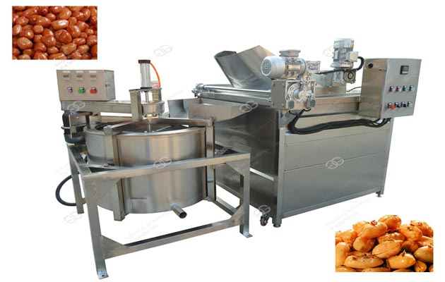 <b>Commercial Potato Chips De-oiling Machine</b>