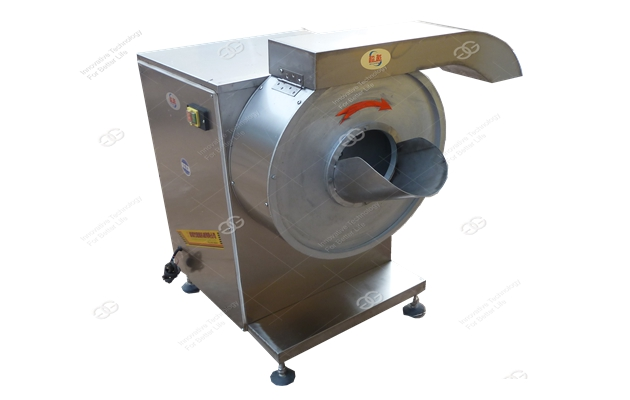Sweet Potatoes Strips Cutting Machine