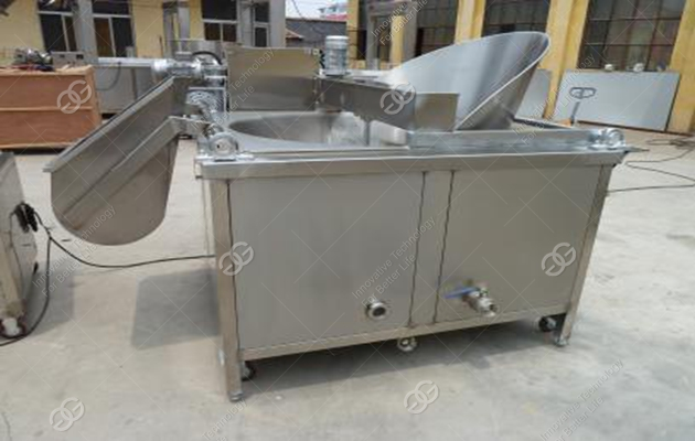 Commercial Banana Chips Making Machine