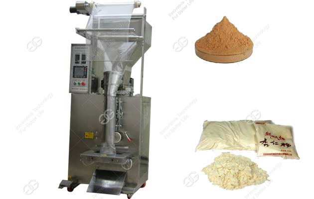 Almonds Powder Packaging Machine with Pouch