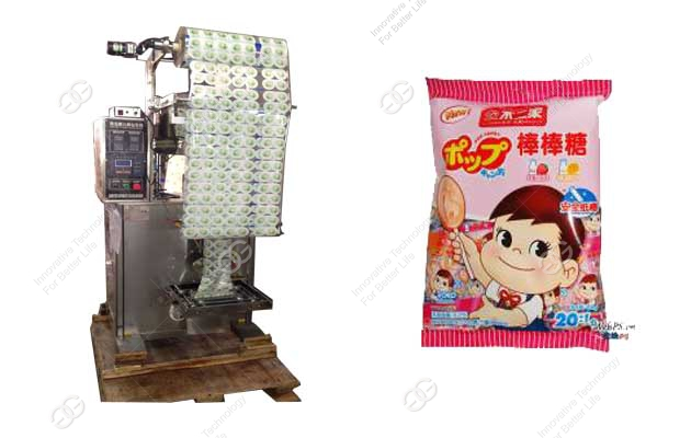 Starch Quantitative Powder Packing Machine