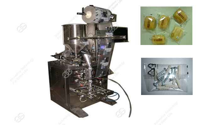 Back Side Seal Type Liquid Packing Machine
