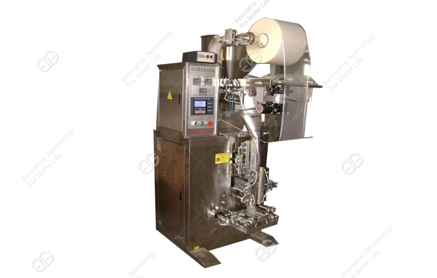 Four Sides Chilli Sauce Packing Machine