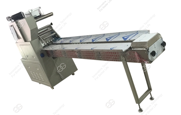 Automatic Pillow Model Puff Food Packing Machine