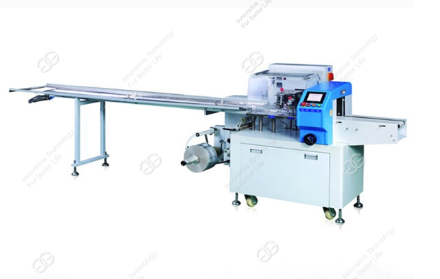 Automatic Chocolate Candy Packing Machine
