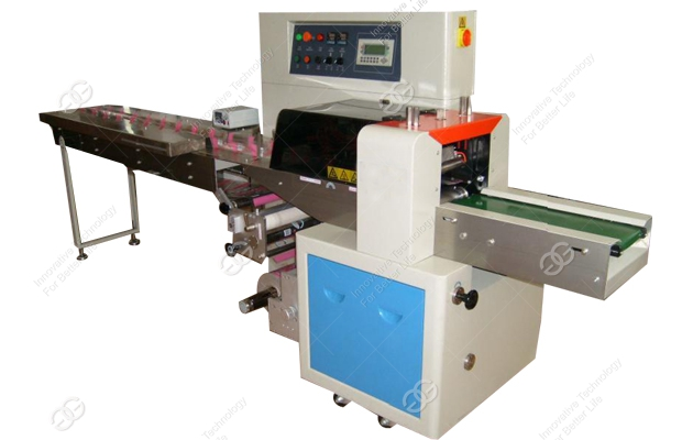 Automatic Fresh Vegetable Wrapping Machine