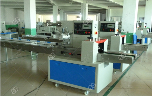 Automatic Soap Flow Packing Machine