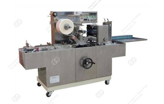 Automatic Cosmetics Cellophane Wrappi