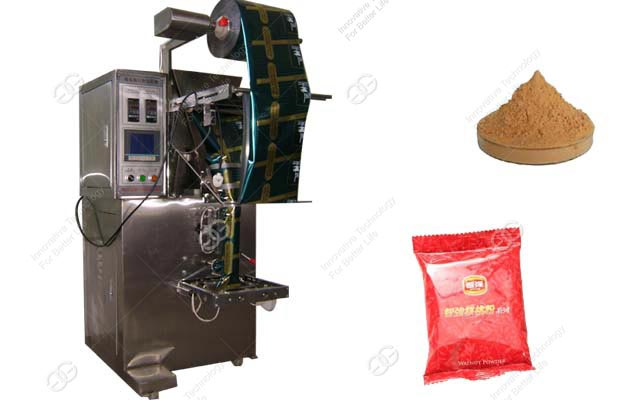 <b>Automatic Spice Powder Packing Machine</b>