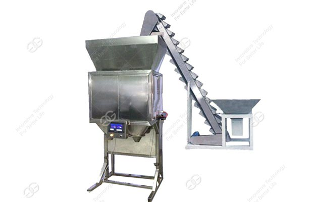 Multifunction Roasted Almond Filling and Packing Machine