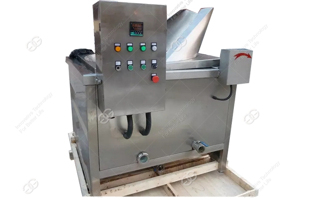 Commercial Fruits and Vegetables Chips Frying Machine