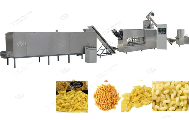 Macaroni Pasta Production Line