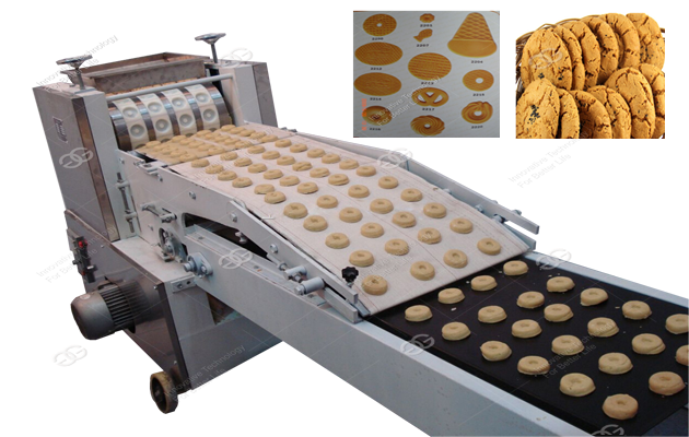 Crisp Biscuit Making Machine