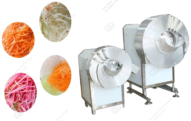 Carrot Strips Cutting Machine with Low Price