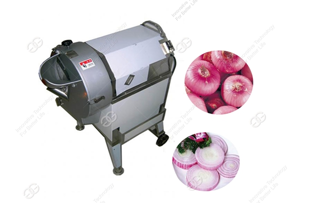 Commercial Root Vegetable Cutting Machine
