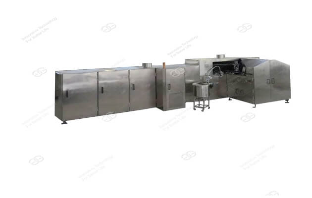 Fully Automatic Ice Cream Cone Processing Line