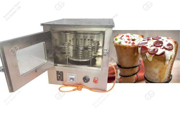 Pizza Cone Molding Machine