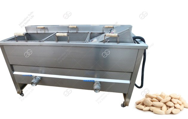 Almond Blanching Machine Manufacturer