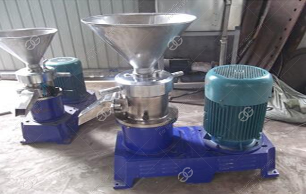 top industrol peanut butter processing machine