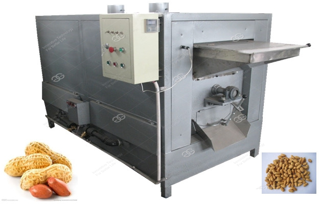 Automatic Cashew Nuts Processing Line