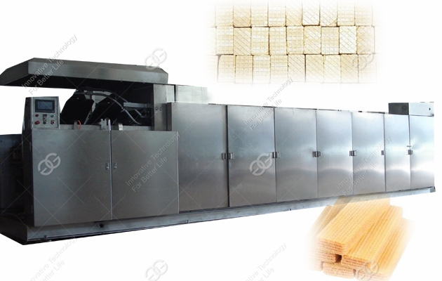 Wafer Biscuit Maker Machine