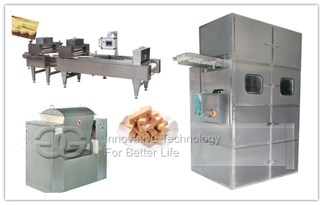 Wafer biscuit Processing Line Price