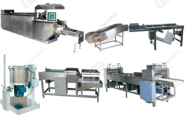 Automatic Wafer Biscuit Processing Line