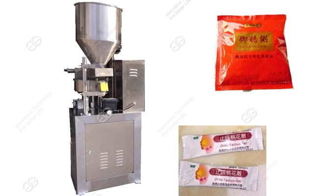potato starch packaging machine