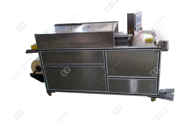 Semi-automatic Carton Boxes Products Packing Machine