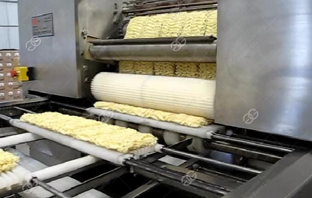 Instant Noodles Making Machine