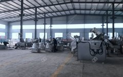 Frying Equipment Factory Pictures